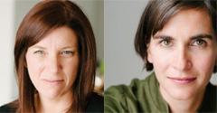 Julie Bouchard et Andrée-A. Gratton